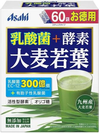 Green juice Lactic acid bacteria + ...