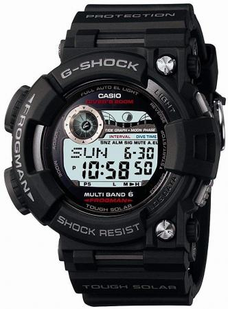 CASIO G-SHOCK FROGMAN radio wave solar GWF-1000-1JF men