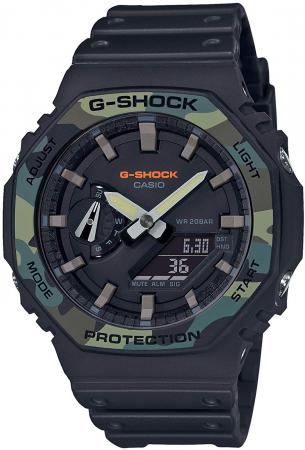 CASIO G-SHOCK Utility Color Carbon Core Guard Structure GA-2100SU-1AJF Men's