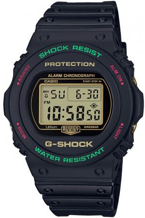 CASIO G-SHOCK Slowback 1990s DW-5700TH-1JF Men  s