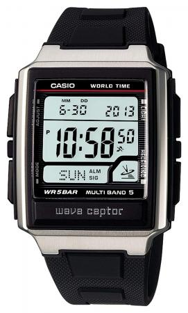 CASIO wave scepter radio time signal WV-59J-1AJF men