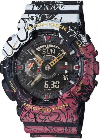 CASIO G-SHOCK ONE PIECE collaborati...
