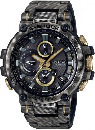 G-SHOCK MT-G Bluetooth equipped radio solar MTG-B1000DCM-1AJR Men's