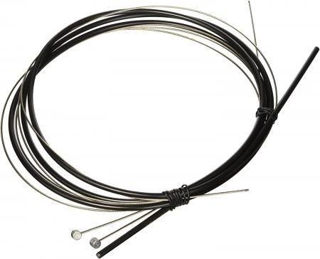 SUS cable set for SHIMANO MTB Black