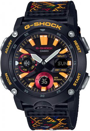 G-SHOCK Bhutan Textile GA-2000BT-1AJR Men's