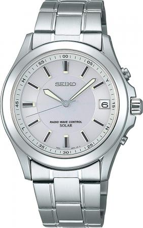 SEIKO SPIRIT Solar Radio SBTM019Men's