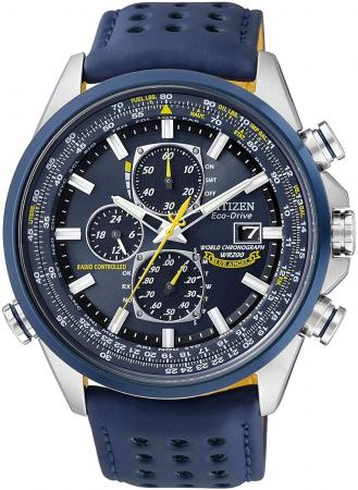 CITIZEN PROMASTER Distribution Limited Blue Angels Model ECO DRIVE Sky Series AT8020-03LMen's