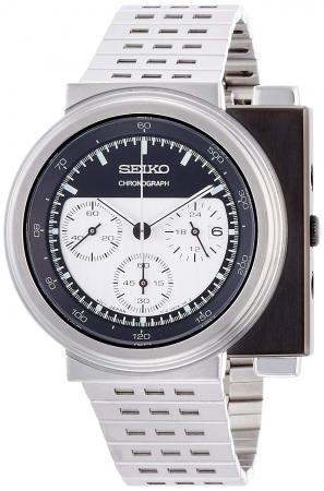 SEIKO Watch Spirit Quartz SEIKO × GIUGIARO DESIGN SCED039 Silver