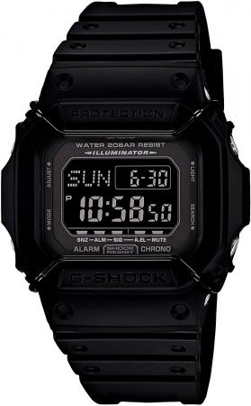 CASIO G-SHOCK DW-D5600P-1JF Black