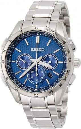 SEIKO BRIGHTZ media model solar radio wave correction sapphire glass SAGA191