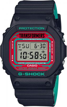CASIO G-SHOCK Transformers Limited...