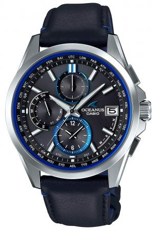 CASIO OCEANUS CLASSIC electric wave solar OCW-T2600L-1AJF Men  s black