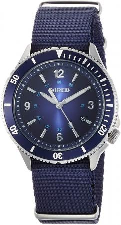 SEIKO Watch Wired Diver Look AGAJ404 Blue