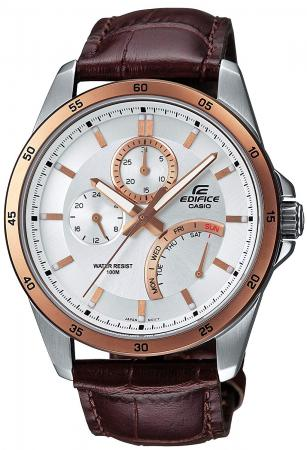 CASIO Edifice EF-341LJ-7AJF Men's Brown