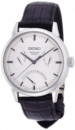SEIKO Wristwatch Presage Mechanical Automatic (with manual winding) Curve Sapphire Glass SARD009