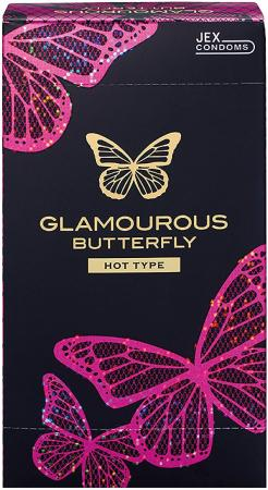 Glamorous butterfly HOT type 12 pieces