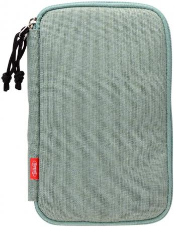 Holbein color pencil pouch chocolate mint HCP-04 140224