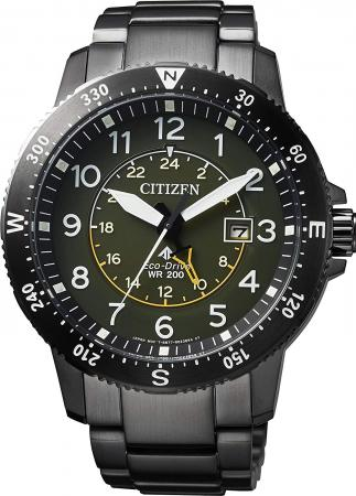 CITIZEN PROMASTER Eco-Drive Land Series BJ7095-56X Men's