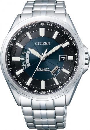CITIZEN Collection Eco-Drive radio clock multi-station reception type CB0011-69L men