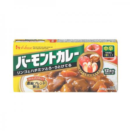 House Foods Vermont Curry, Medium Spicy[pantry]