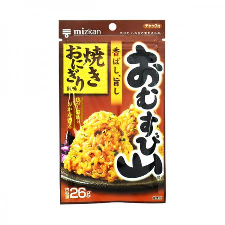 Omusubiyama, Grilled Rice Ball Style Flavor (10 set)