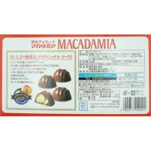 Meiji Macadamia Chocolate Large Box 1 Box Chocolate Sweets [pantry]