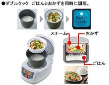 Overseas Supported Rice Cooker Hitachi RZ-D18XFY 220-240V