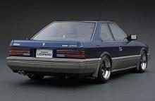 ignitionmodel 1/18 Nissan Leopard 3.0 Altima F31 Blue Completed Model