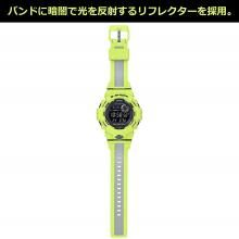 GB-800LU-9JF Men's with G-SHOCK G-SQUAD Bluetooth