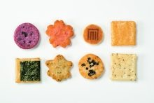 Japanese wagashi-Sakura rice cracker 2 packs set [KYOTO]