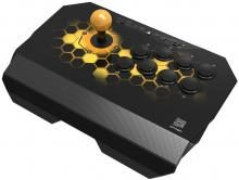 Qanba Drone Arcade Joystick (PlayStation (R) 4 / PlayStation (R) 3 / PC) 8 30mm buttons, the same as a full-fledged Akekon Standard layout adopted Lightweight and compact model that does not take up space