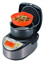 Overseas Supported IH rice cooker Tiger JKT-S18A 10 cup 240V Made in Japan