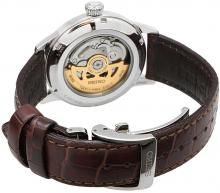 SEIKO PRESAGE Presage Cocktail Time Golden Champagne SRPC99J1 Made in Japan Men's Watch Brown Leather Band Overseas Model
