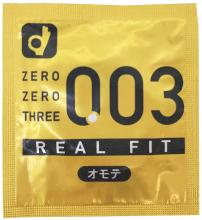 Okamoto Zero Zero Three 0.03 Real Fit 10 pieces