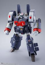 BANDAI SPIRITS DX Chogokin Super Space-Time Fortress Macross VF-1J Armored Valkyrie (Ichijo Kaiki) Approximately 280mm ABS & Diecast & PVC Painted Movable Figure