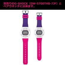 Baby-G Throwback 1990s BGD-570THB-7JF Ladies
