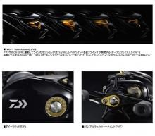 DAIWA reel 14 tattoora 103SH-TW