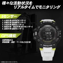 CASIO G-SHOCK G-SQUAD GBD-H1000-1A4JR Men's
