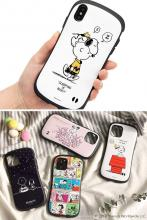 iFace Snoopy iPhone 11 Case First Class (Snoopy & Woodstock / Slide)