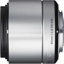 SIGMA Single Focus Telephoto Lens Art 60mm F2.8 DN Silver for Micro Four Thirds 929770