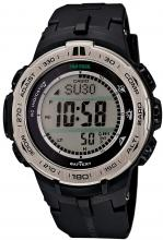 CASIO PROTREK electric wave solar PRW-3100-1JF Black