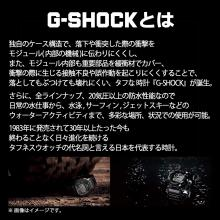 CASIO G-SHOCK electric wave solar GAW-100B-1AJF men black