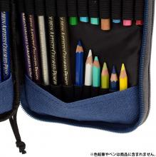 Holbein Colored Pencil Pouch Marine Navy HCP-02 140222