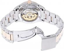 SEIKO PRESAGE Mechanical Automatic winding (with hand winding) Sapphire glass SARY056 Silver