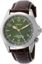 SEIKO watch MECHANICAL mechanical alpinist automatic winding (with manual winding) SARB017 men
