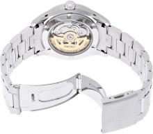 SEIKO PRESAGE Mechanical Automatic winding (with hand winding) Sapphire glass SARY053 Silver