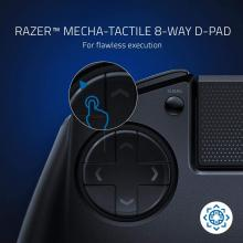 Razer Raion Fightpad for PS4 Controller Akekon Design for Fighting Games PS4 PS5 PC Compatible RZ06-02940100-R3A1