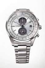 Citizen Collection Eco Drive Smart Chronograph CA7030-97A Men's Silver