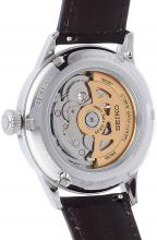 SEIKO PRESAGE Mechanical (with automatic winding) Cocktail Series Box type Hard Rex stamping & wrap finish Dial SARY157Men's Brown