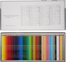 Holbein colored pencils 50 colors set